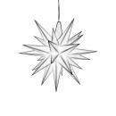 weiße Sterne