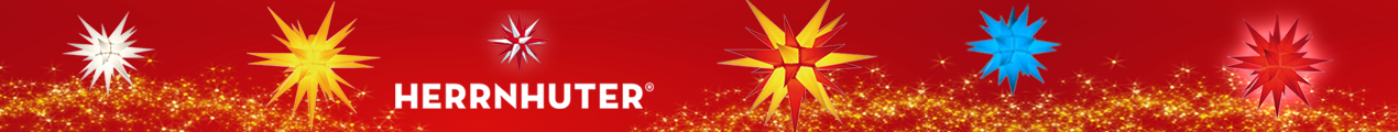 Original Herrnhuter Sterne online kaufen im Sterneshop4you